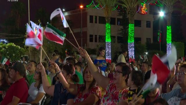Grito de  Independencia en Puerto Vallarta