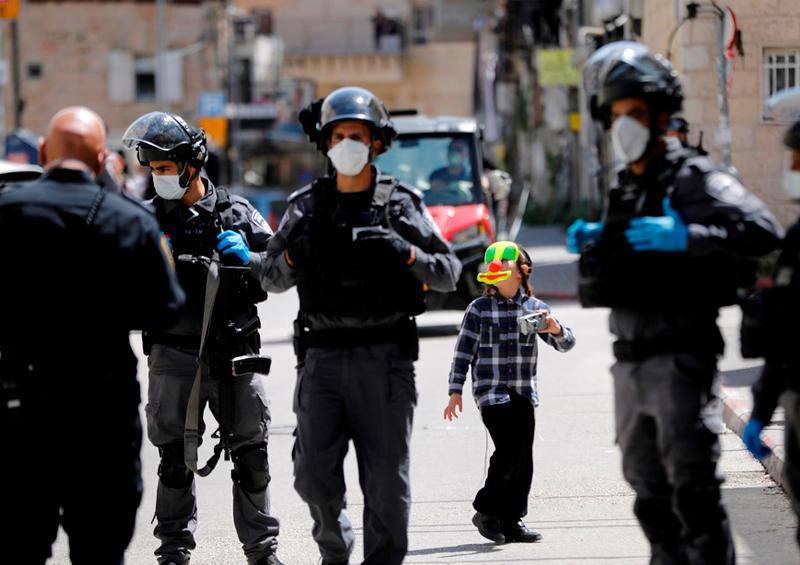 Israel anuncia confinamiento