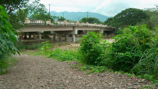 Ribera de río Pitillal