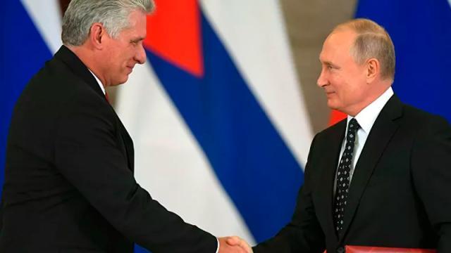 Cuba-Rusia