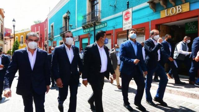 Gobernadores anuncian su salida de CONAGO