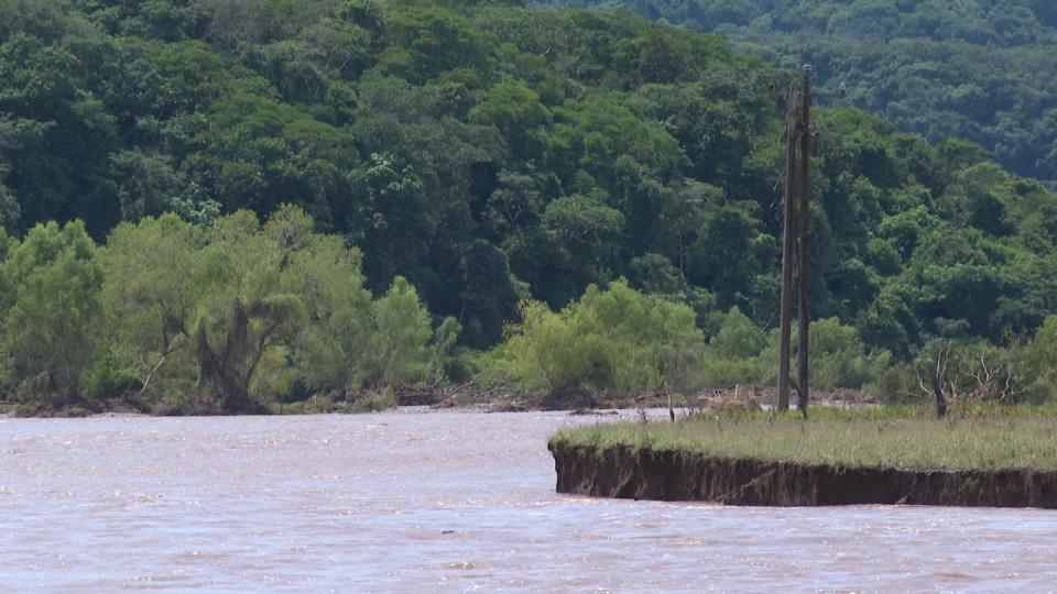 Río Ameca a altura de Agua Milpa