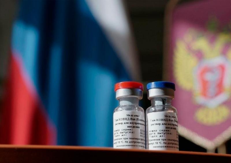 vacuna rusa contra el coronavirus