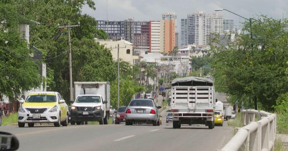 Edificios en Puerto Vallarta