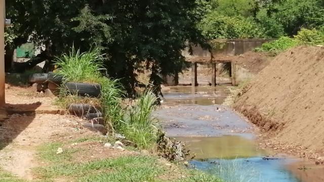 Arroyo de Los Tigres