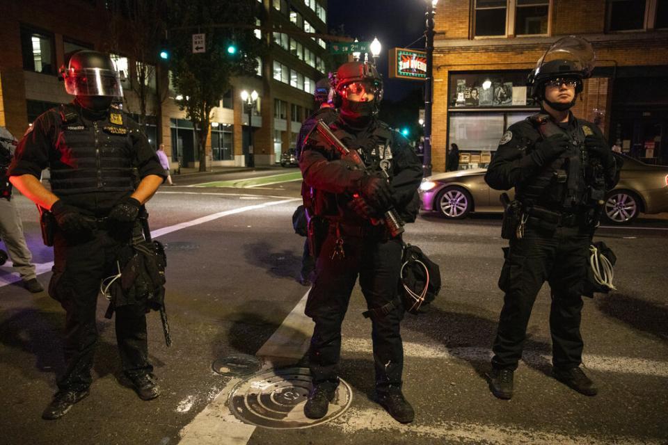 Asesinato de hombre en Portland