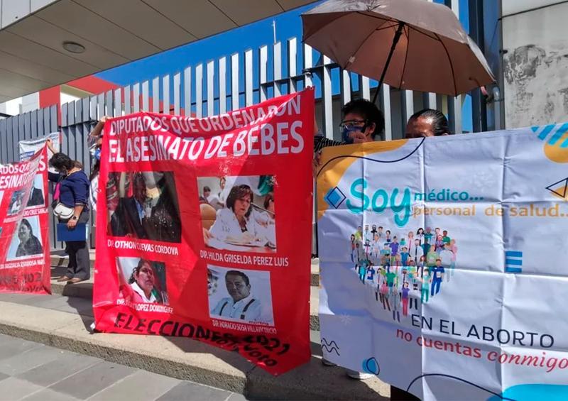 Oaxaca manifestación