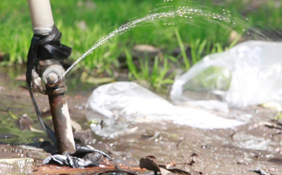 Agricultores sin agua