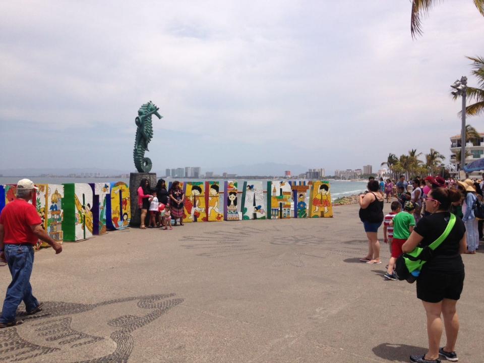 Puerto Vallarta, playa