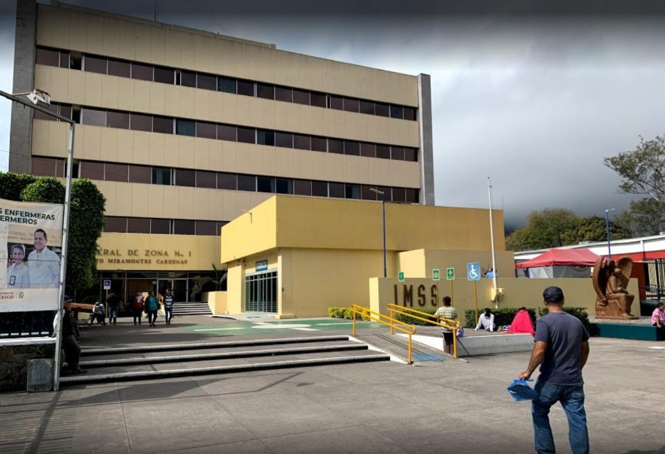 Hospital IMSS de Tepic