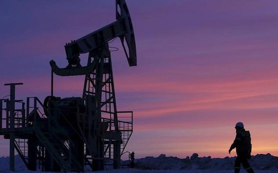 Caída del petróleo