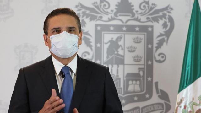 Gobernador de Michoacán