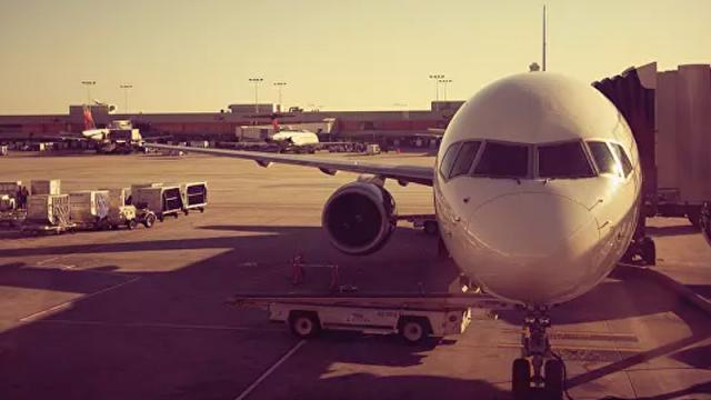 Avión EEUU