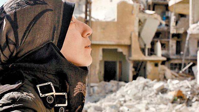 Población de Siria después de la guerra
