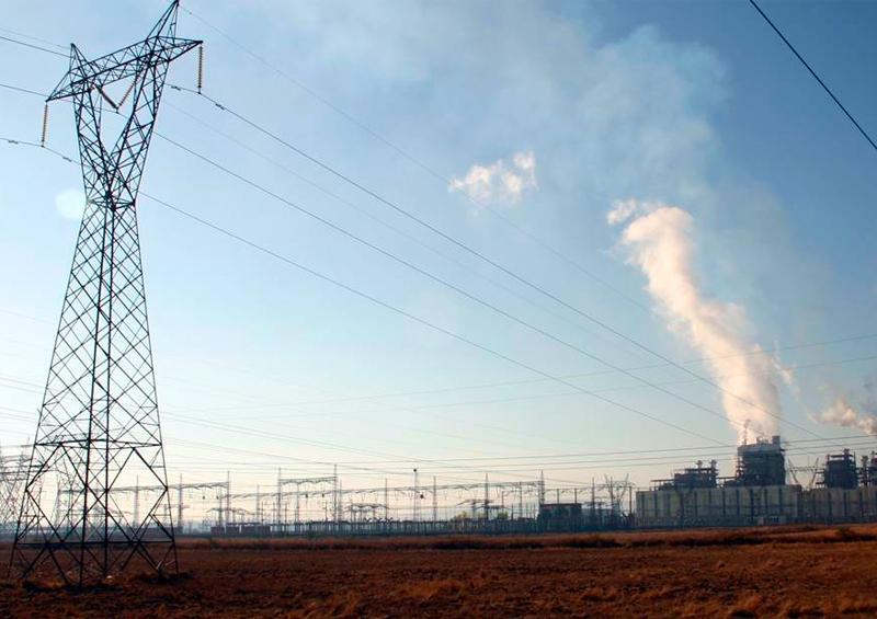 Emisiones de azufre