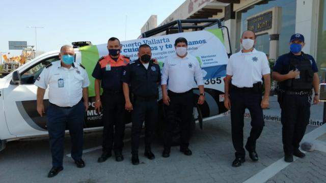 Campaña de Seguridad Ciudadana por Botón Emergencia