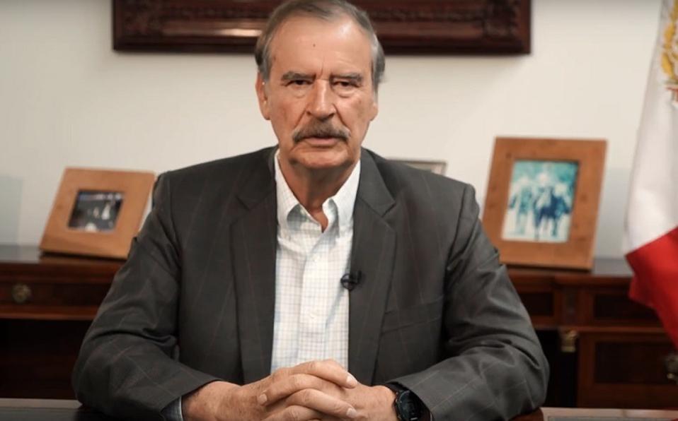 Expresidente Vicente Fox