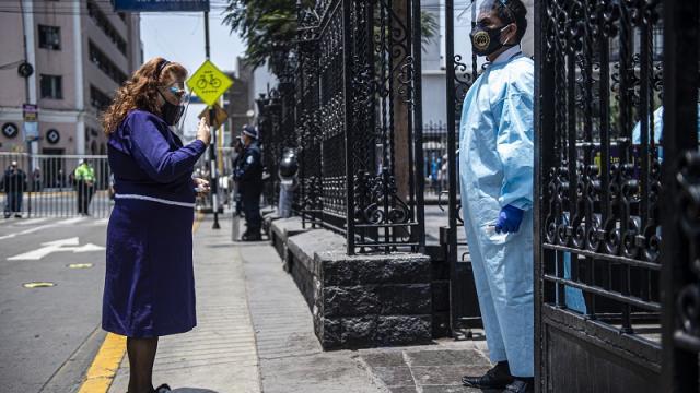 Perú reabre museos y sitios arqueológicos en medio de la pandemia