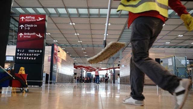 Aeropuerto de Alemania