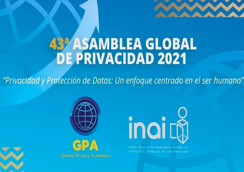 43° Asamblea Global de Privacidad