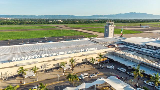 Aeropuerto internacional de Vallarta