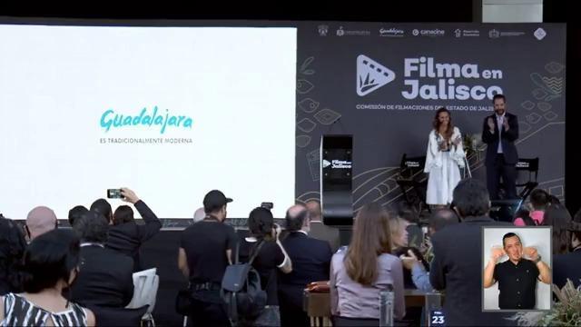 Festival Internacional de Cine en Guadalajara
