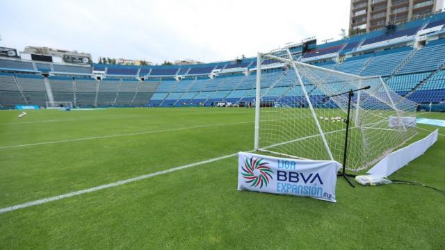 Rentarán el Estadio Azul