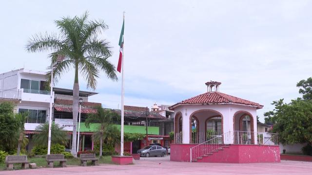 Plaza en Las Juntas