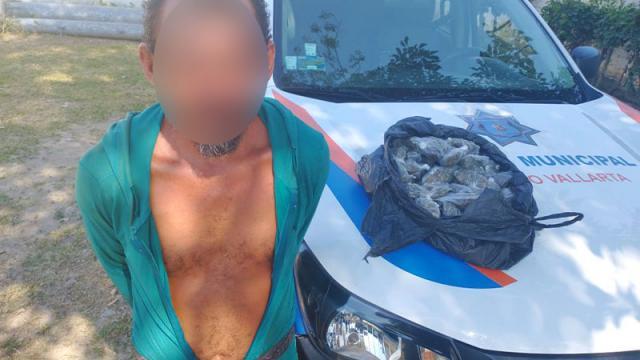 Detenido por la Policía Municipal