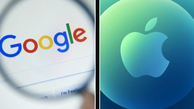 Pronto Google y Apple podrían competir por buscador web
