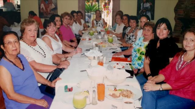 Asociación Femenil Vallartense por sus 50 años