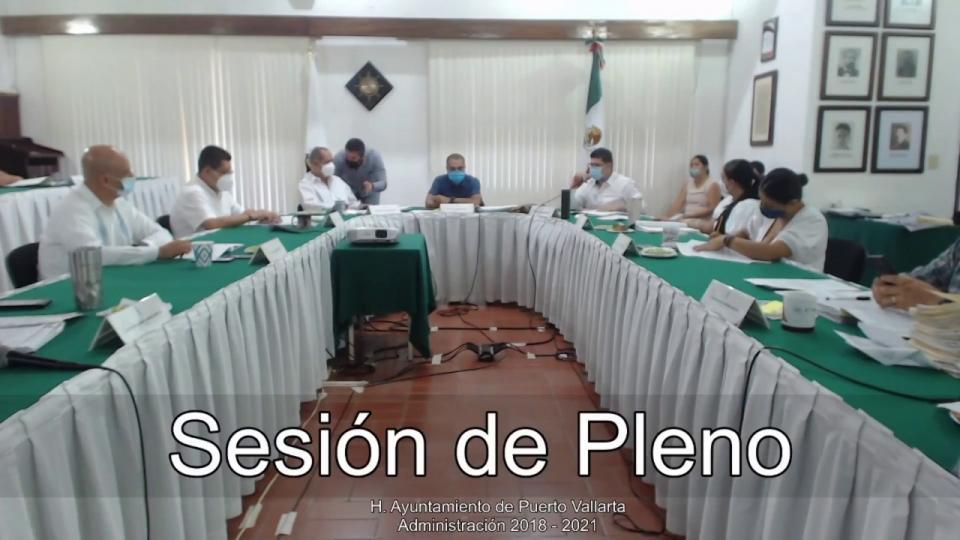 Sesión de Cabildo