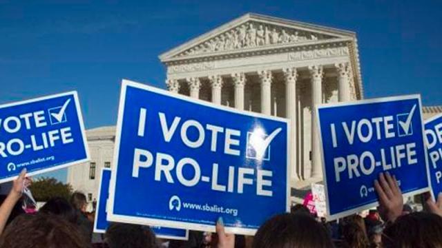Aborto en EEUU