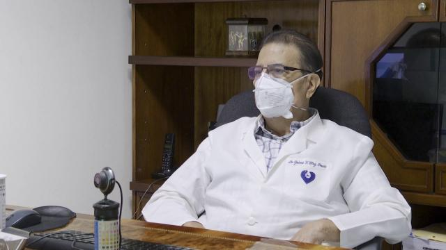 Médico Jaime González