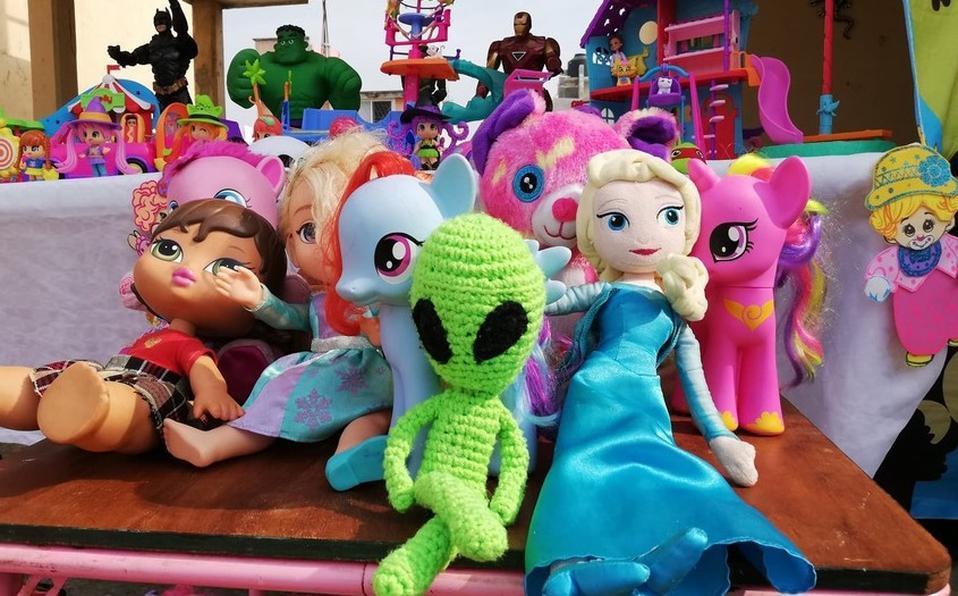 Aduanas decomisó juguetes que pretendían evadir impuestos