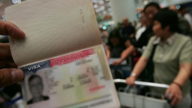 Visas de trabajo en EEUU