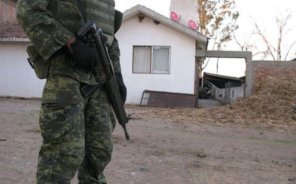 Protestan soldados de Guatemala exigiendo indemnizaciones