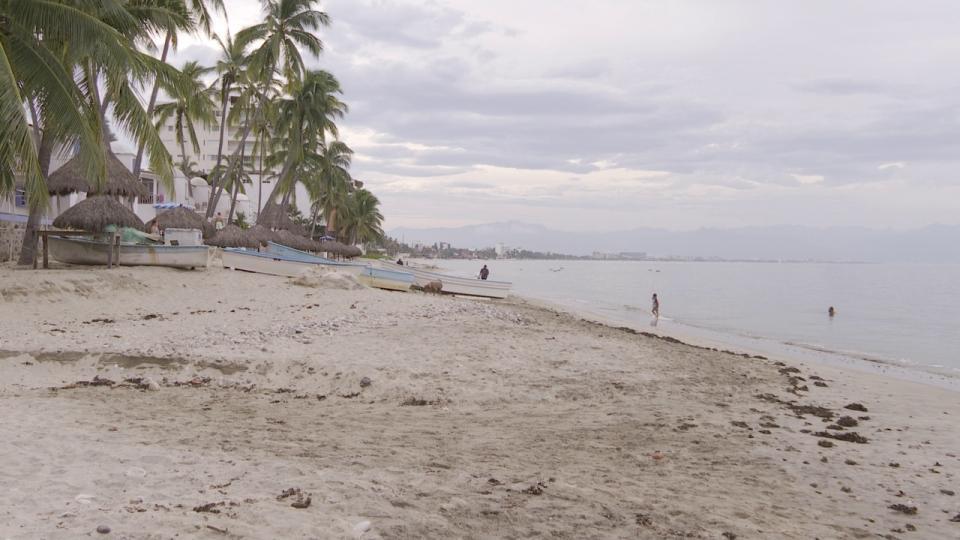 Playas en Nayarit