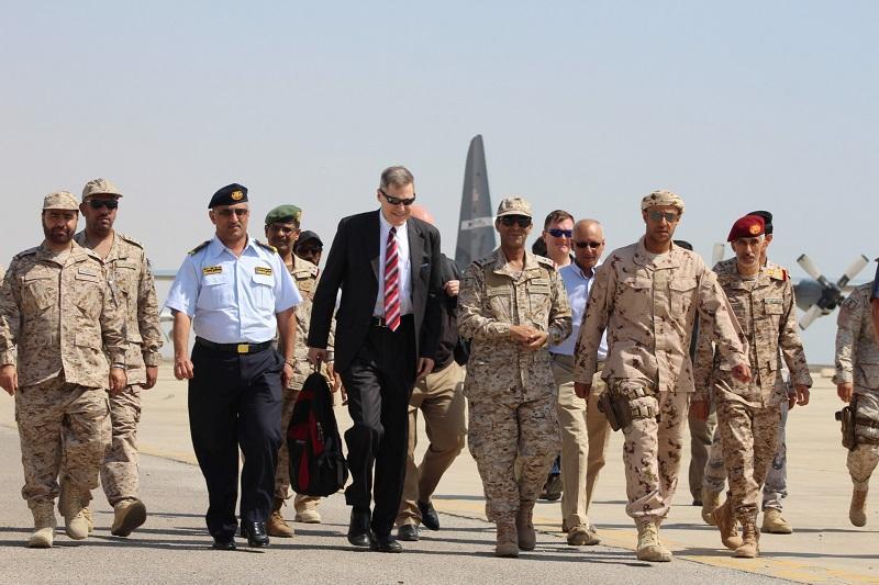 "Irán sanciona a embajador estadounidense por actos ""terroristas"""
