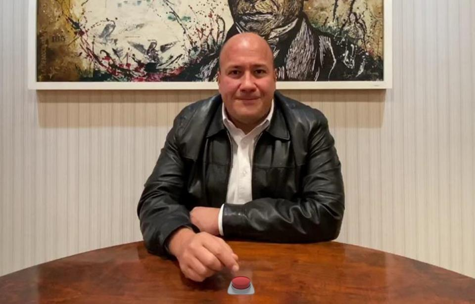Enrique Alfaro presiona el botón de emergencia en Jalisco