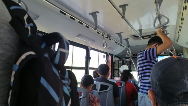 Transporte público en Puerto Vallarta