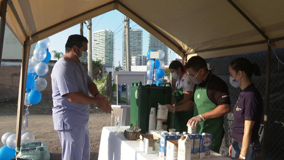 Grupo Médico Joya regala Café por Día del Médico