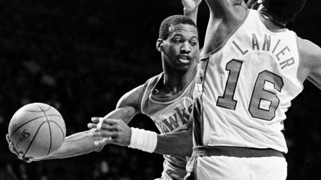 Eddie Johnson exjugador de la NBA