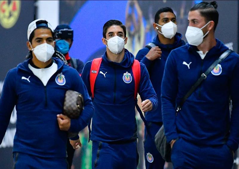 Chivas anuncian caso de coronavirus