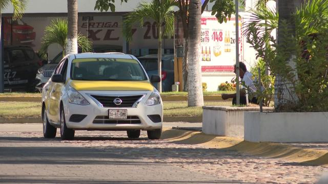 Taxi en Puerto Vallarta