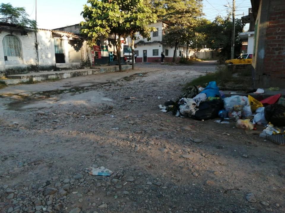 Calle La Floresta