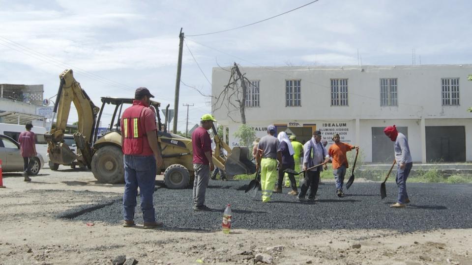 Obras Públicas en Bahía de Banderas