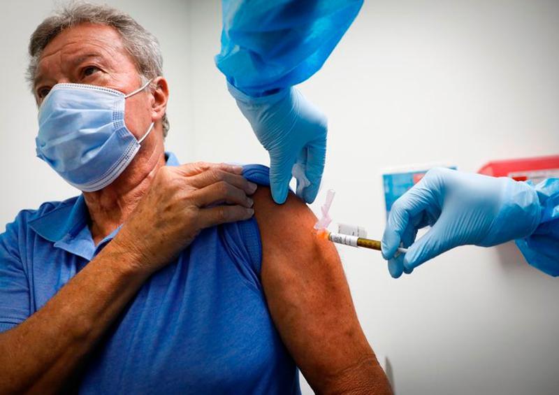 EEUU espera iniciar vacunación