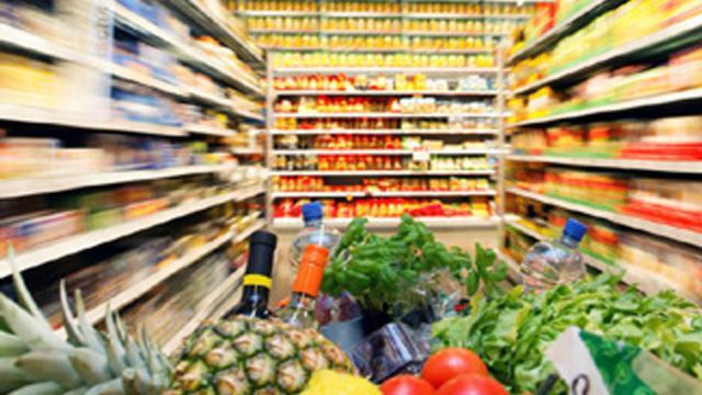 Supermercado baja