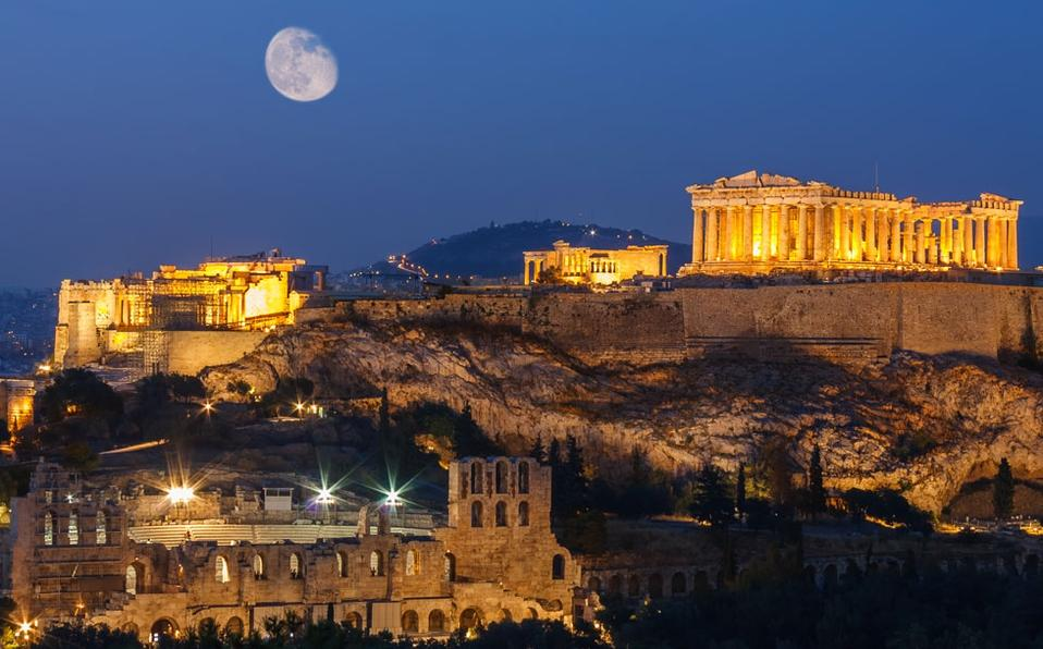 Grecia toque de queda ante segunda ola